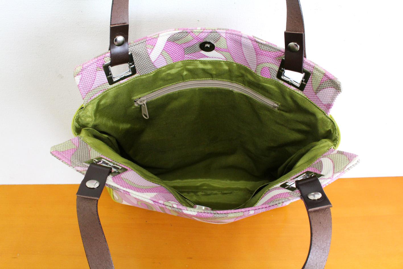 ATSUKO_Tote bag_4(Pink&Green)--4