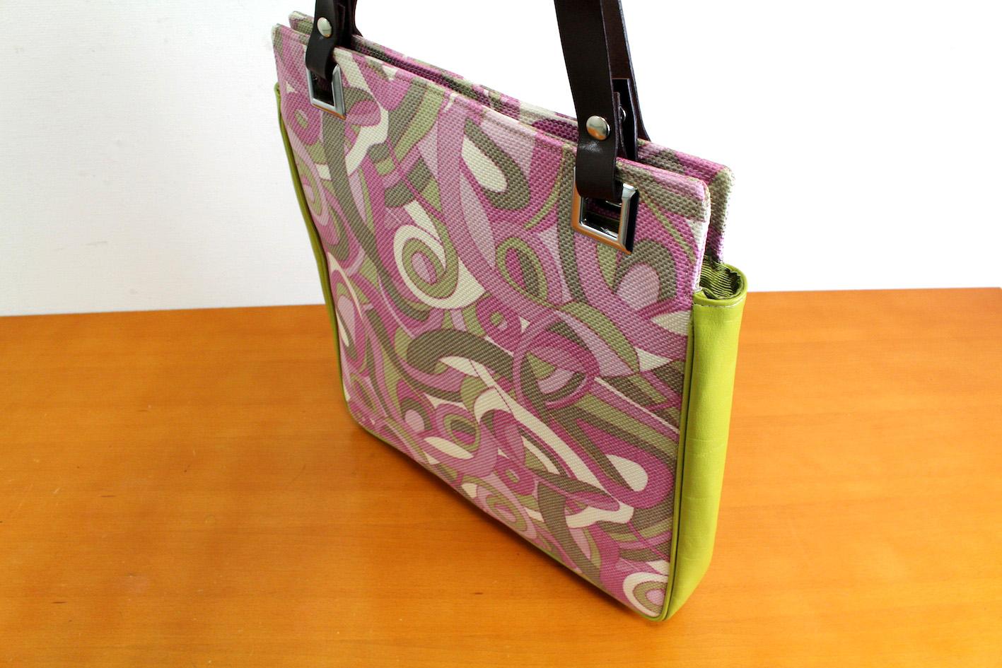 ATSUKO_Tote bag_4(Pink&Green)