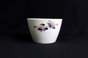 浜野まゆみ/ 色絵桜...