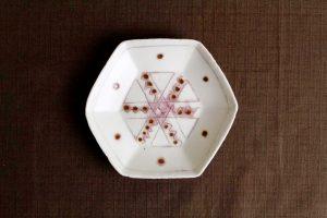 西山千代子/銅赤六角...