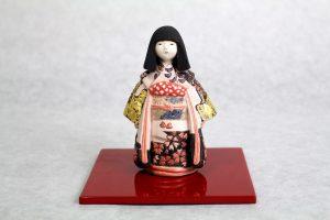 杉野圭子/ 市松人形