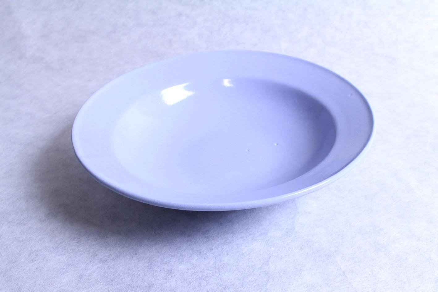 石田誠 / 7寸ハットボウル(ライトブルー)