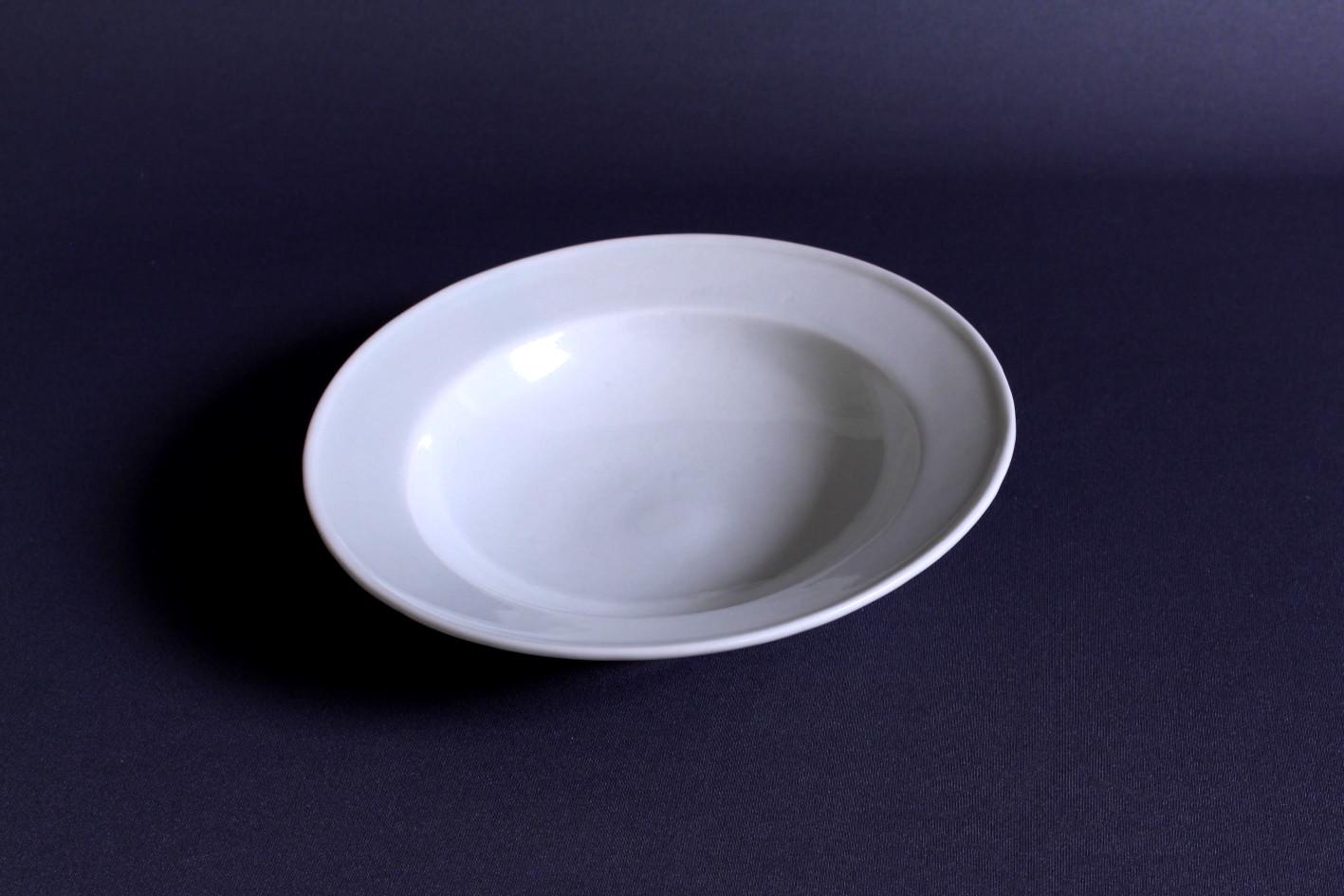 石田誠 / 5.5寸ハットボウル(グレイホワイト)