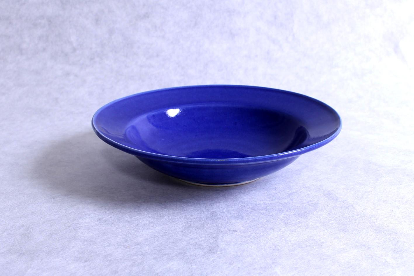 石田誠 / 5.5寸ハットボウル(ブルー)