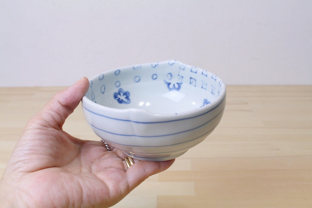 杉浦綾 /はりあわせ丸小鉢