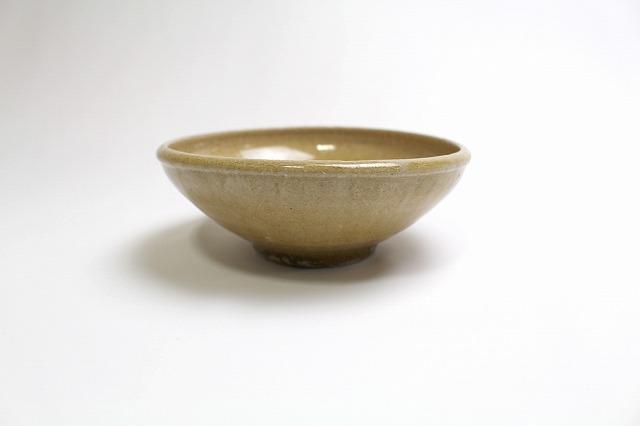 山野邉 孝 / 5寸鉢(ひのき釉)